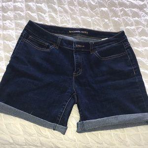Michael Kors Jean Shorts Size 4